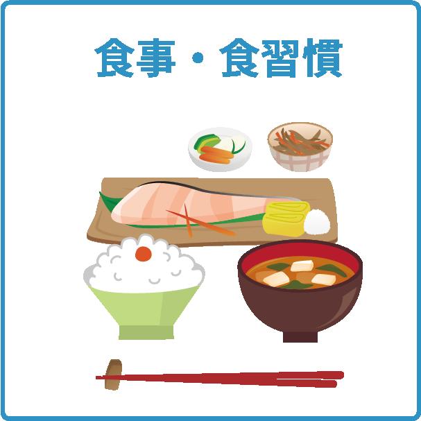 食事・食習慣