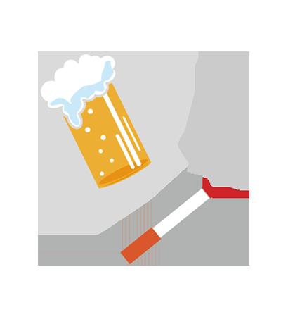 飲酒・喫煙