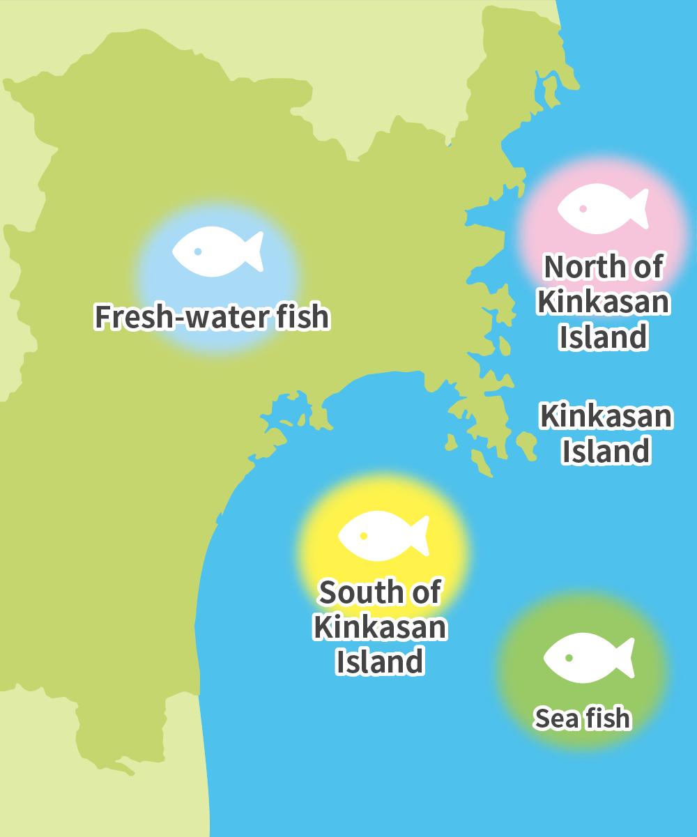 水産物マップ