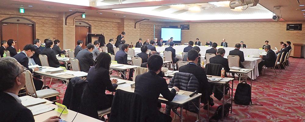 第152回女川原子力発電所環境保全監視協議会を開催しました(令和2年2月18日)